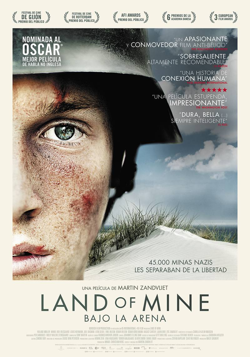 El Cine y la Historia: Land of Mine