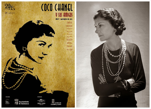 Exposición Coco Chanel y sus amigos Bodegas Emilio Moro Esencia Trendy art event photocall celebs inauguración