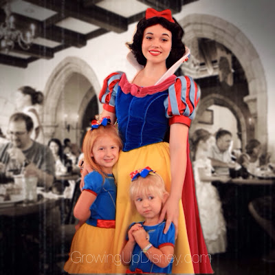 Snow White at Akershus, Norway, Epcot