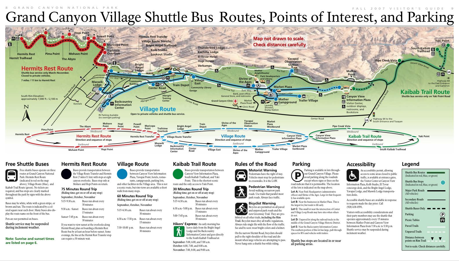 Bryce Tours And Shuttle