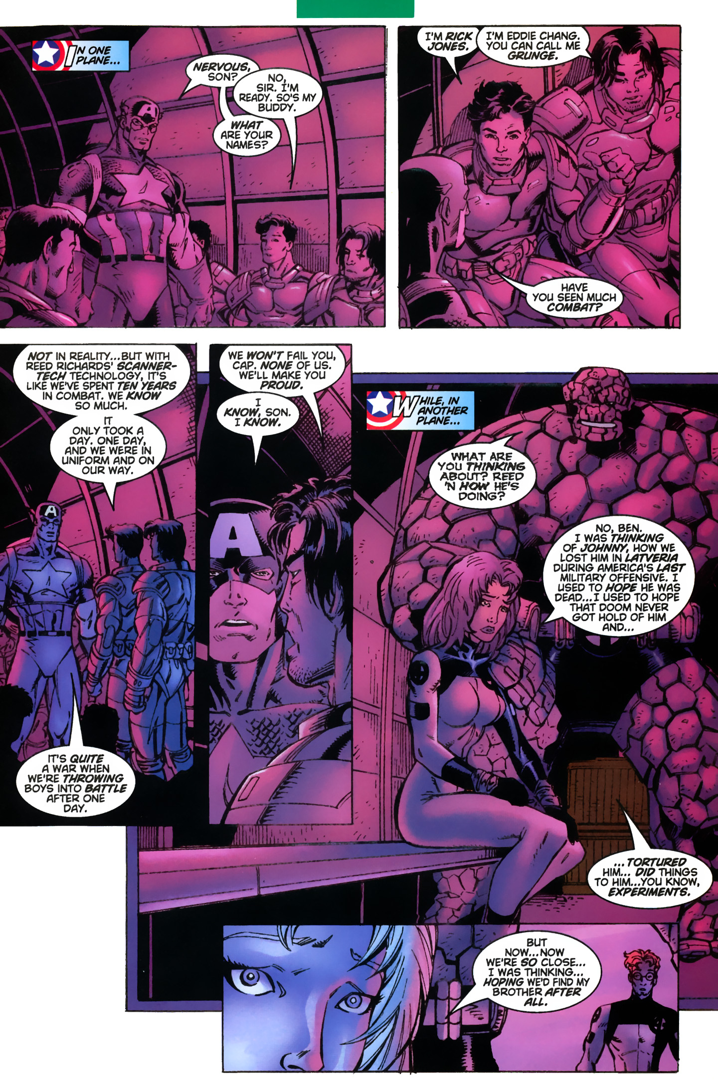 Captain America (1996) Issue #13 #19 - English 4