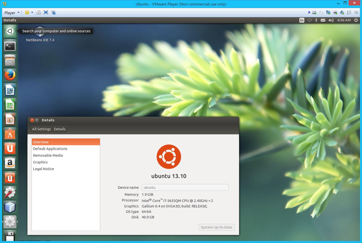 VMware Player v6.0.3 Update Terbaru Juli 2014. vmware player with crack.