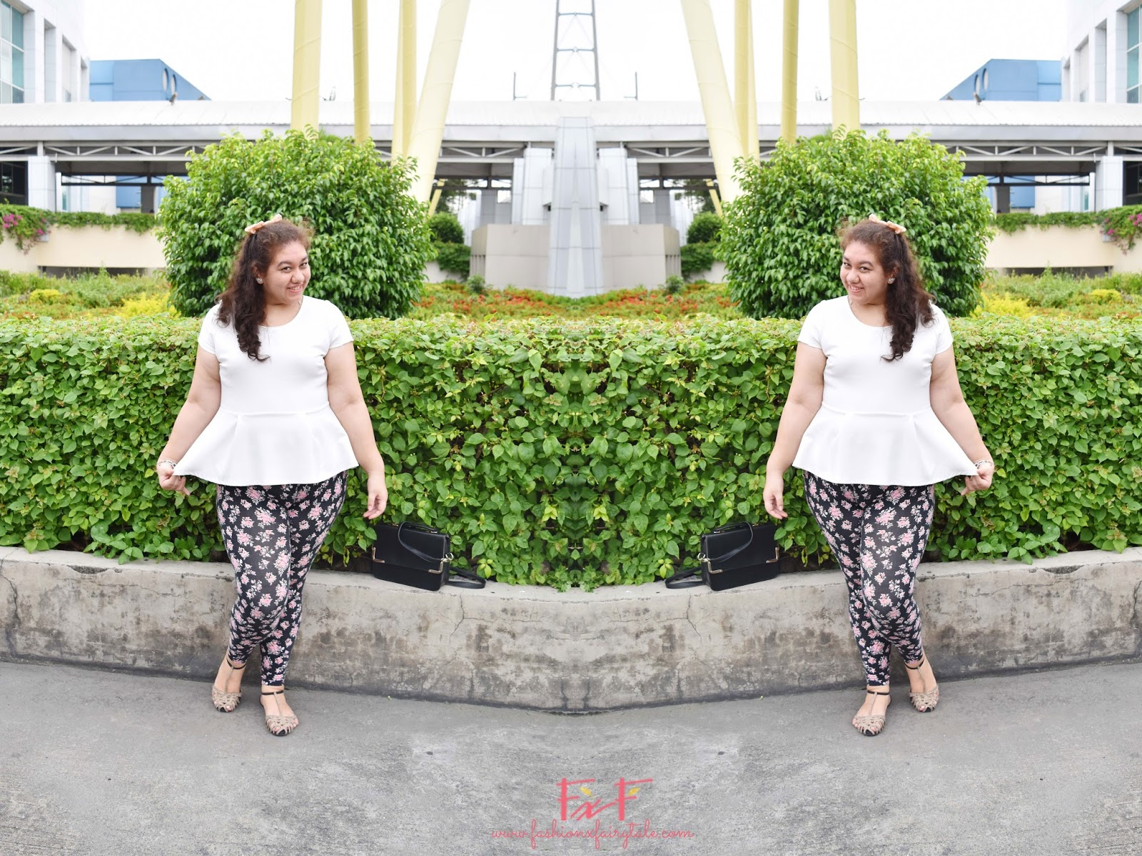 Enchanting Hedges | What I Wore