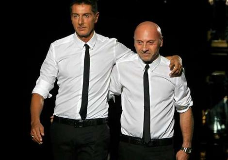 Italian designers Dolce&Gabbana sentenced to prison for tax evasion