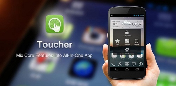 Download Toucher for Android