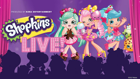Shopkins Live! Comes to Playhouse Square December 15