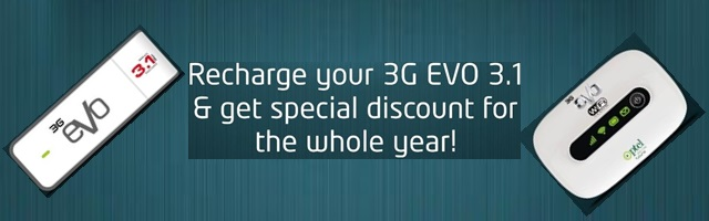 PTCL EVO Re-Connect Offer