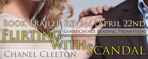 Trailer Reveal & Giveaway – Flirting With Scandal