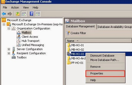 Restore And Recover Exchange Server 2010 Database With Backup