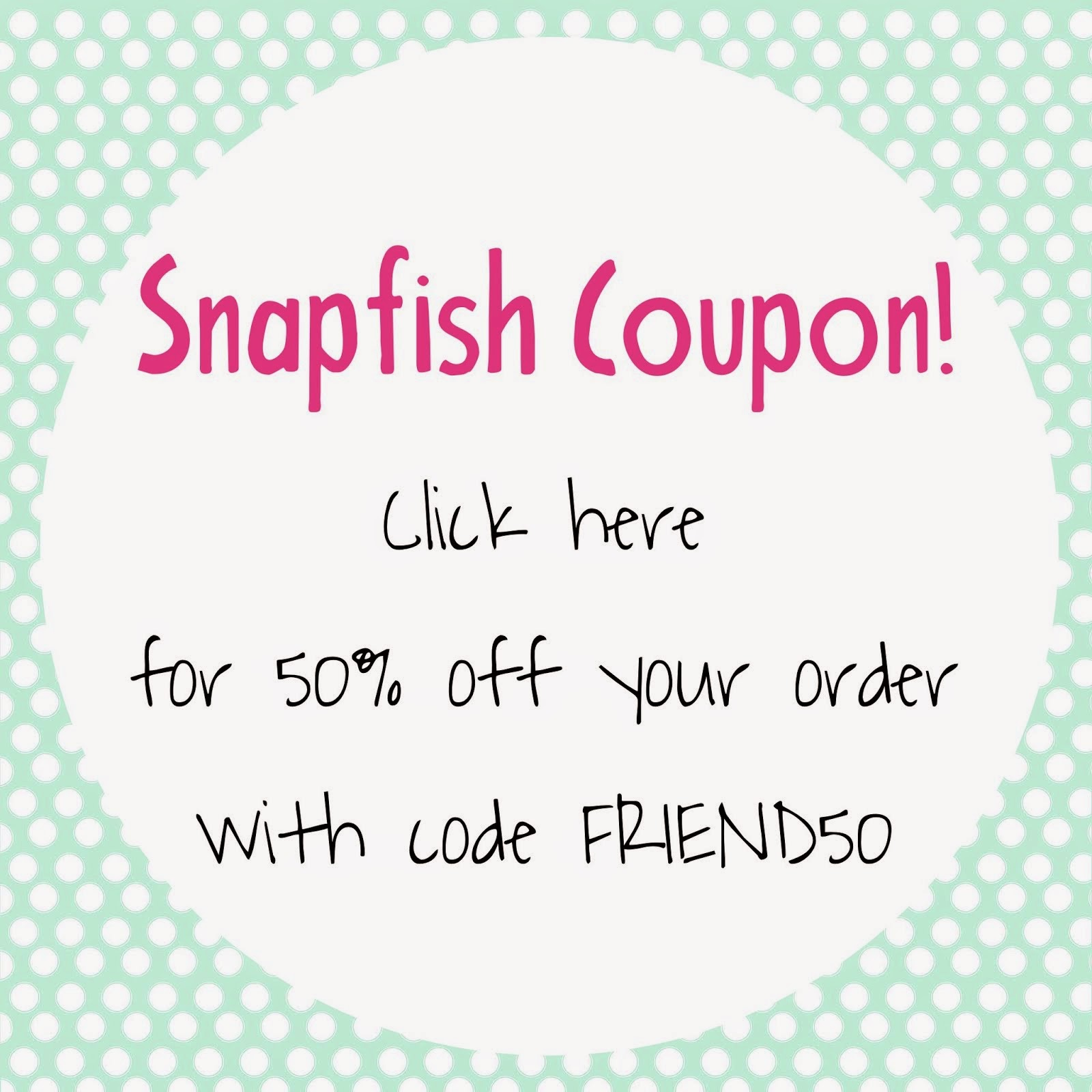 New Customers: Click the box and use code FRIEND50