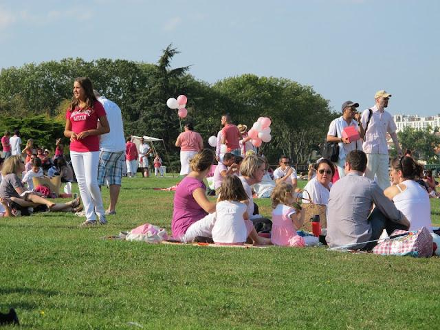 Le Goûter de la Pâtisserie des Rêves - Dress code rose et blanc