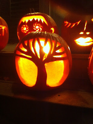 Cow Pumpkin Carving Pattern Free Patterns