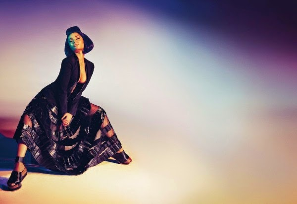 Nicki Minaj Is The New Face of Roberto Cavalli's SS15 Campaign