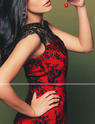Red Hot Nargis Fakhri Photoshoot August 2012