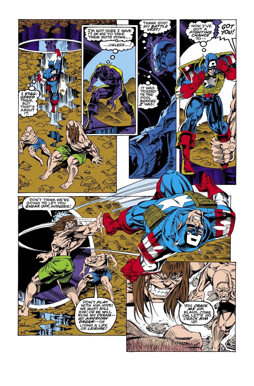 Captain America (1968) Issue #436 #386 - English 4