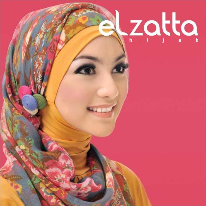 Model dan Gaya HIJAB ELZATTA Terbaru 2014