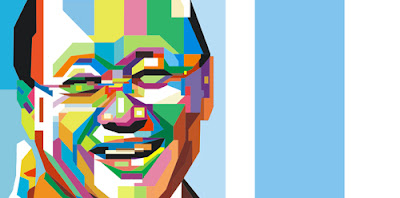 Mario Teguh in WPAP by Ichwan Ramburi