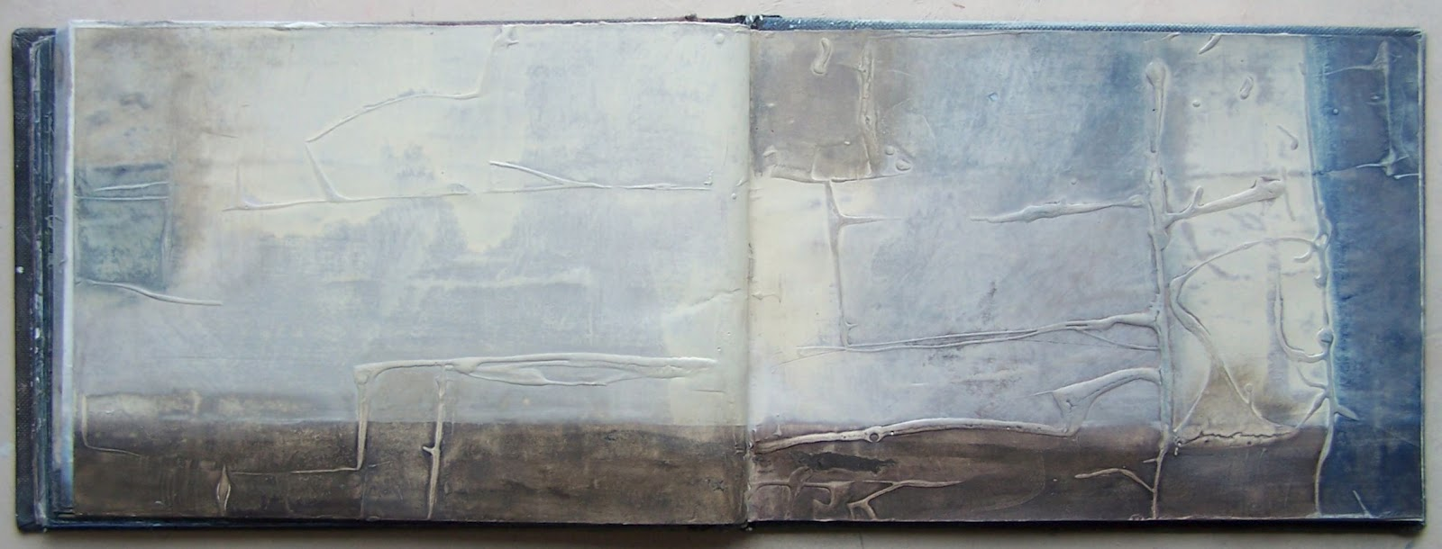 Elisabeth couloigner book of paintings minimal exposition for Art minimal livre