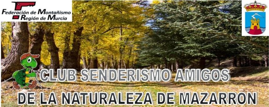 """Club Federado de Senderismo  """"AMIGOS DE LA NATURALEZA"""" - Mazarrón - Murcia - ESPAÑA"""