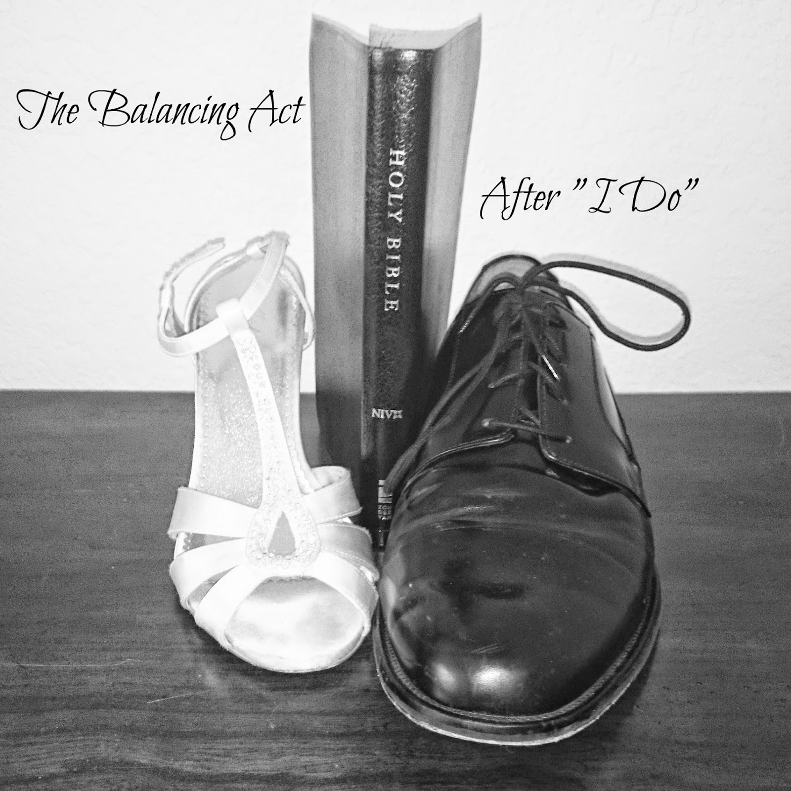 "The Balancing Act After ""I Do"""
