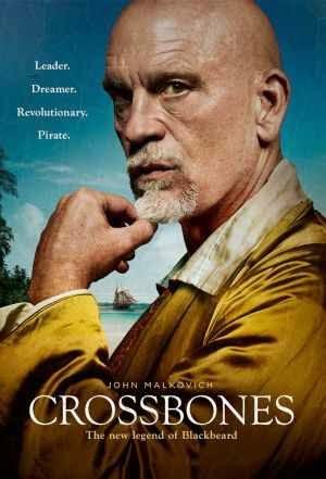 Crossbones (2014-) ταινιες online seires oipeirates greek subs