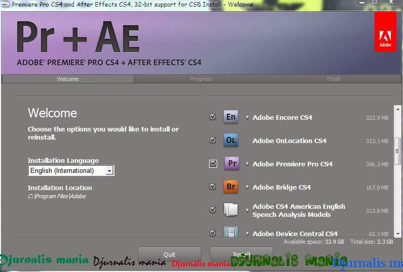 Photoshop CS4 11.0 CS4 all versions serial number and ...