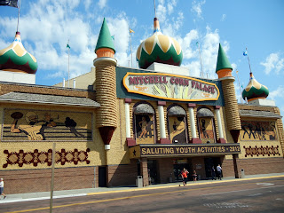 Mitchell Corn Palace in South Dakota