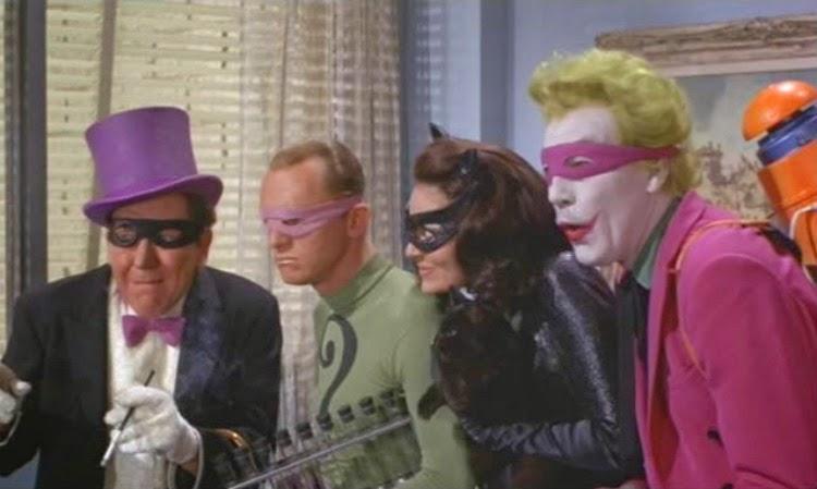 A Vintage Nerd, Vintage Nerd, Batman 1966, Vintage Batman, Adam West, Burt Ward