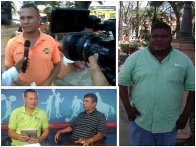 Periodistas de Olanchito