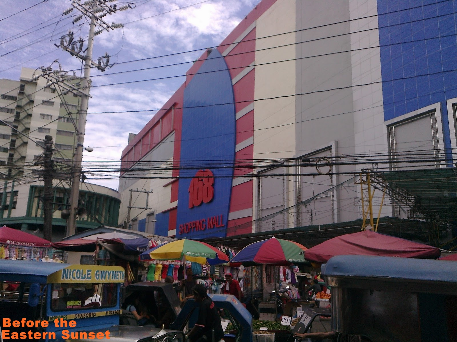 Christmas shopping at divisoria before the eastern sunset for Divisori 169