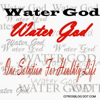 Water God One Solution For Healthy Life