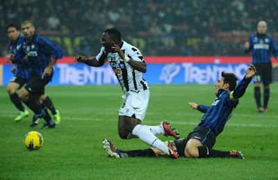 Inter Milan 0 - 1 Udinese (2)