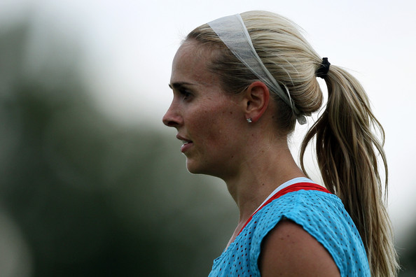 Heather Mitts Women's Soccer Best Player 2012 | New Sports ...