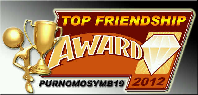 Top Friendship Award