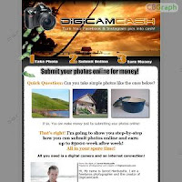 DigiCamCash - Submit your photos online and earn money. Get
