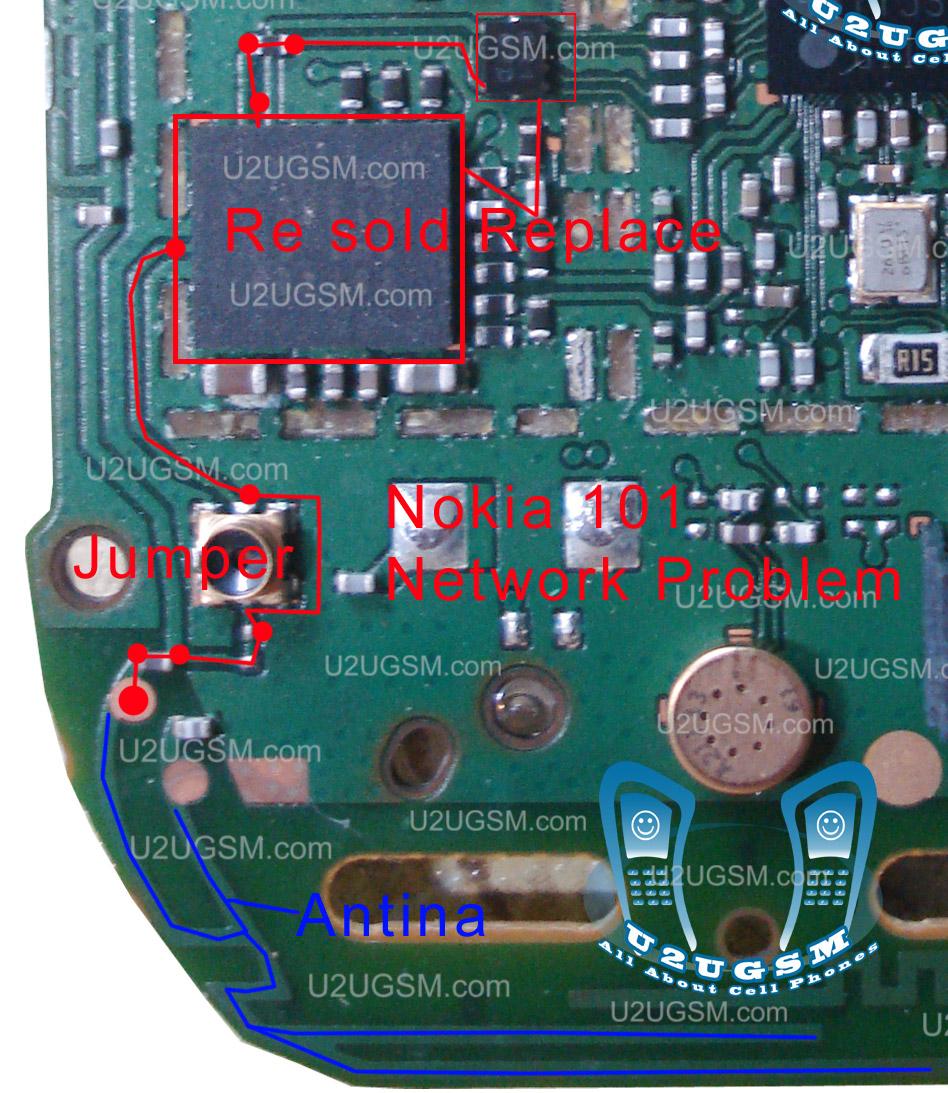 nokia 101 no network nokia 101 signal problem solution nokia 101 no