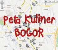 Peta Kuliner Bogor