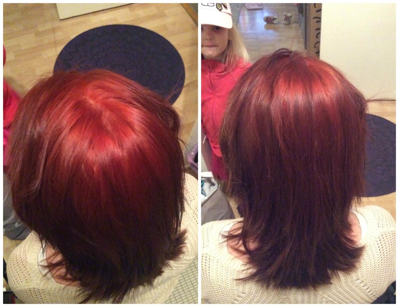 hiusmalleja puolipitkille hiuksille