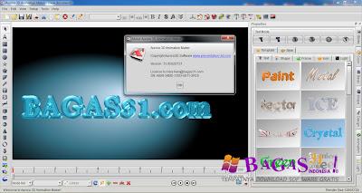 Aurora 3D Animation Maker 13 Full Keygen 2