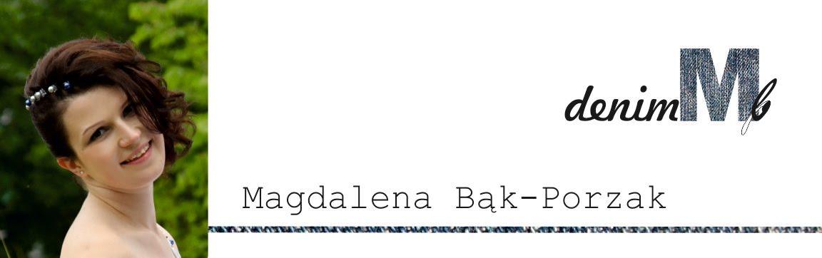 Magdalena Bąk-Porzak