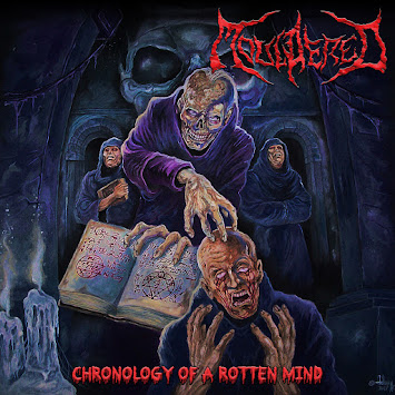 "MOULDERED - ""CHRONOLOGY OF A ROTTEN MIND"""
