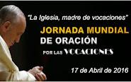 Mensaje del Papa Francisco para la 53ª JMOV 2016