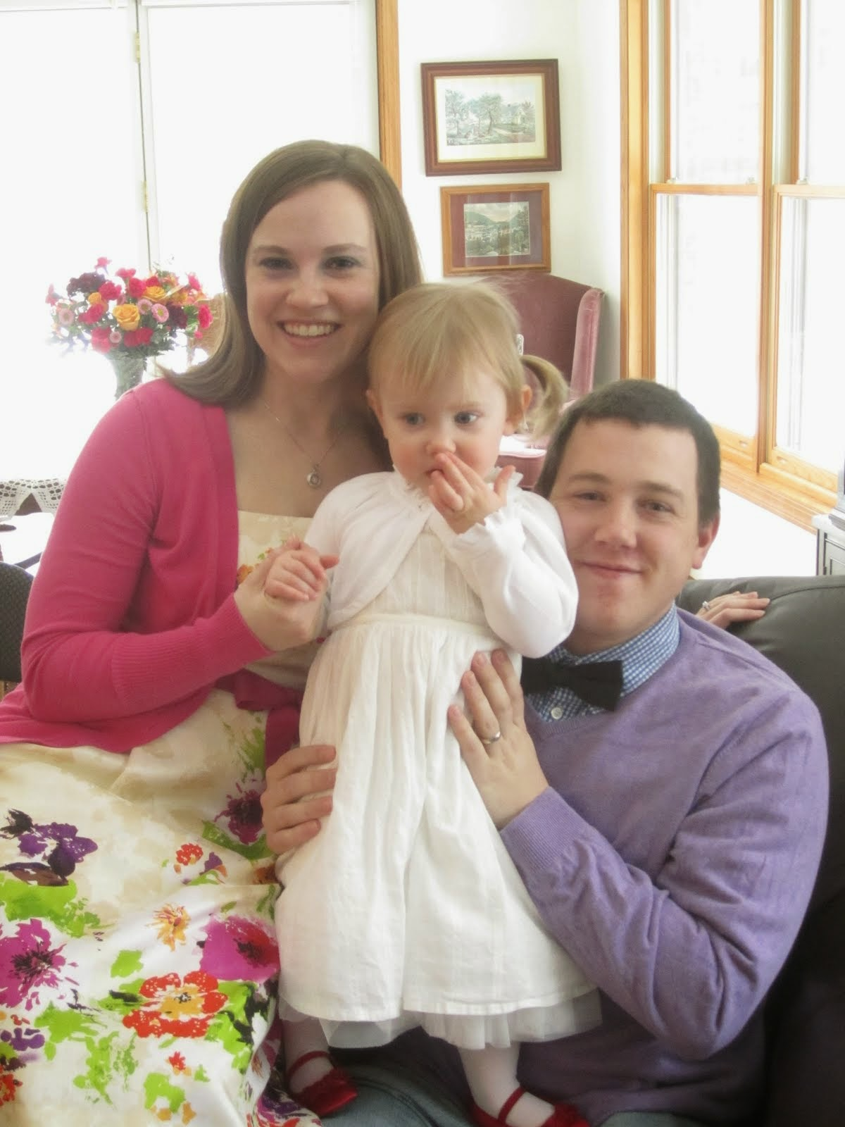 Family, Spring 2013