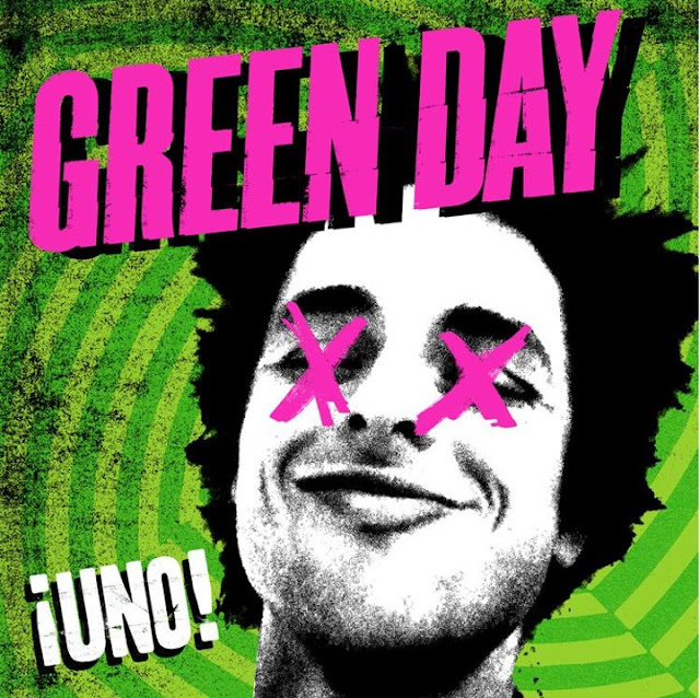 uno green day album cover