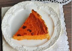 Receta de cocina : tarta de calabaza