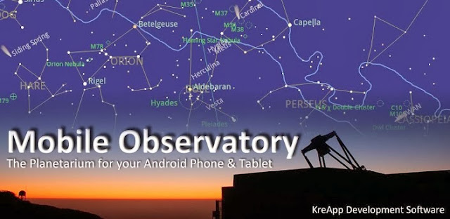 Mobile Observatory Astronomy APK