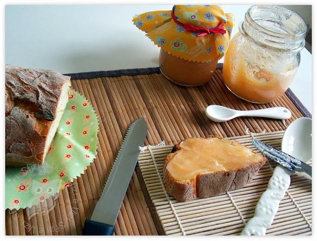 marmellata di mele cotogne morbida da spalmare