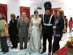 Il Vestito di gala della Regina Margherita