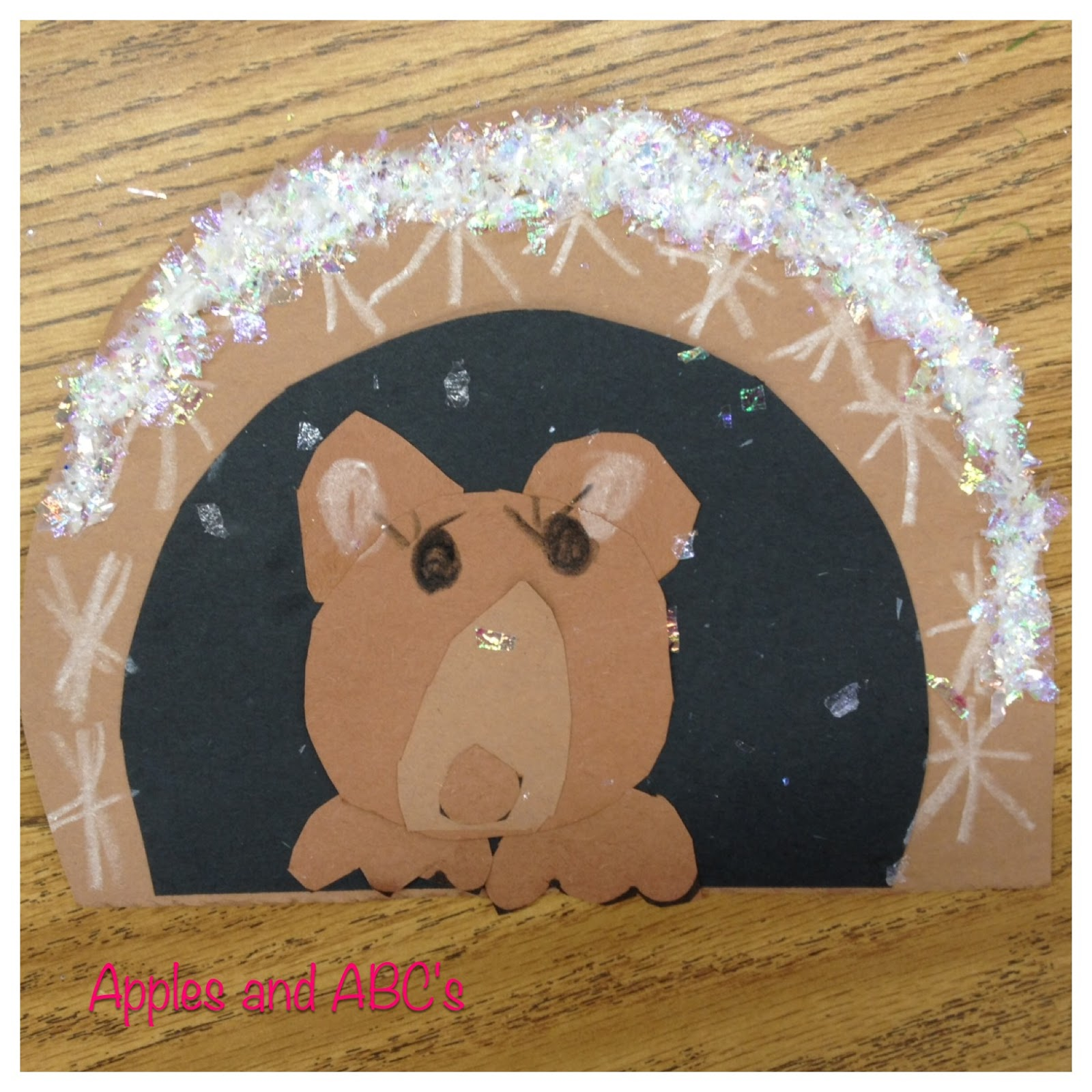 how to make a bear hat for preschoolers