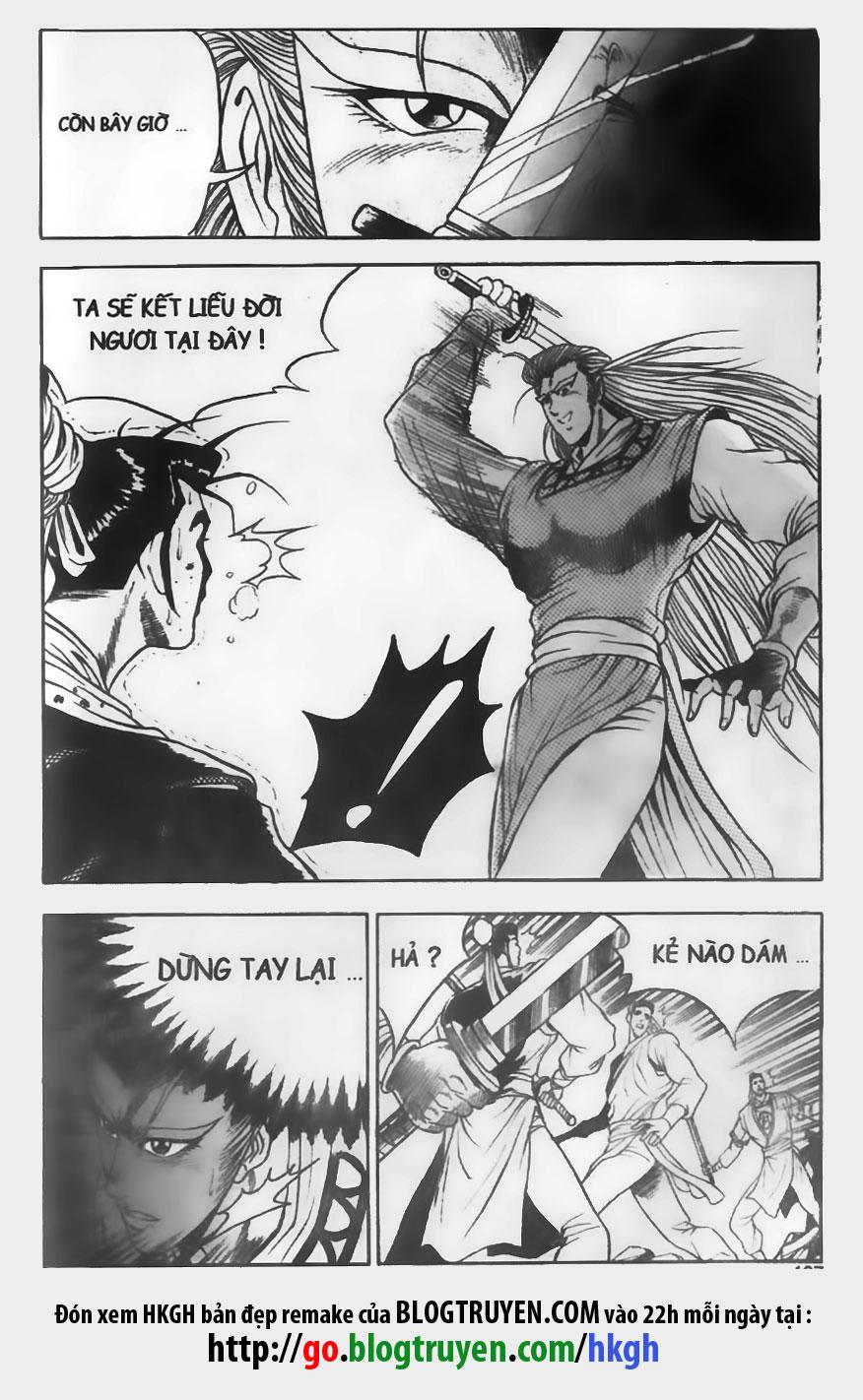 Hiệp Khách Giang Hồ chap 25 page 25 - IZTruyenTranh.com